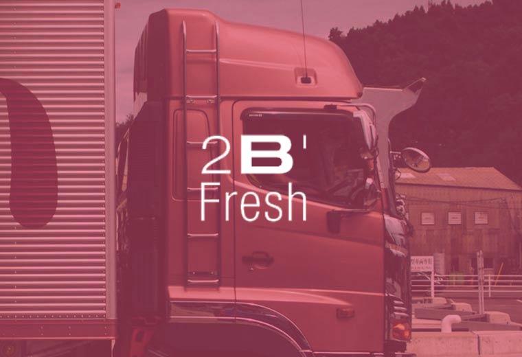 Logo 2B'Fresh
