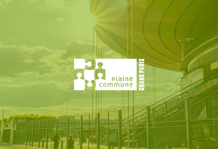 Logo Plaine commune de Saint Denis