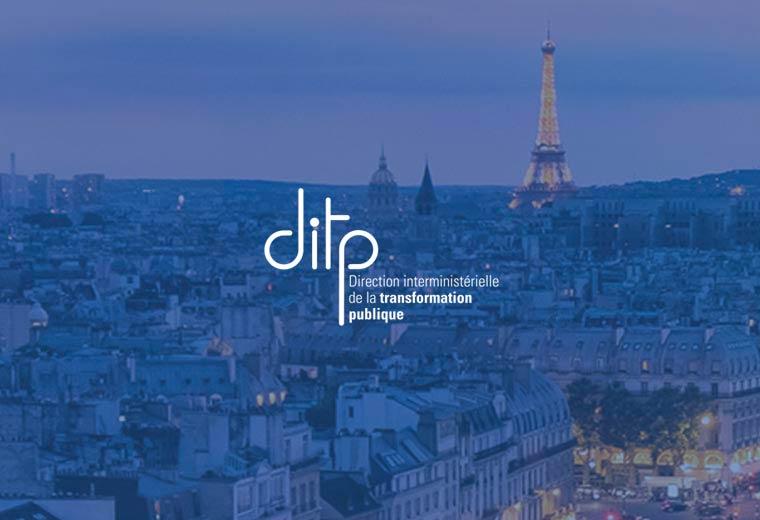 Logo DITP Retour en France