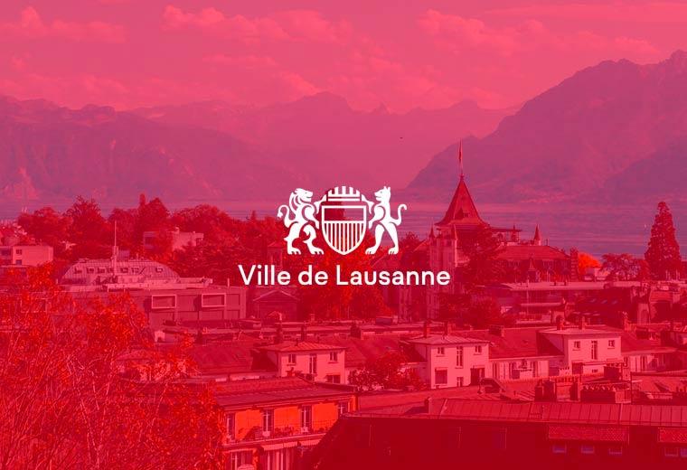Logo Ville de Lausanne
